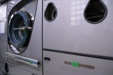 Eco Green 60 Dry Cleaning machine